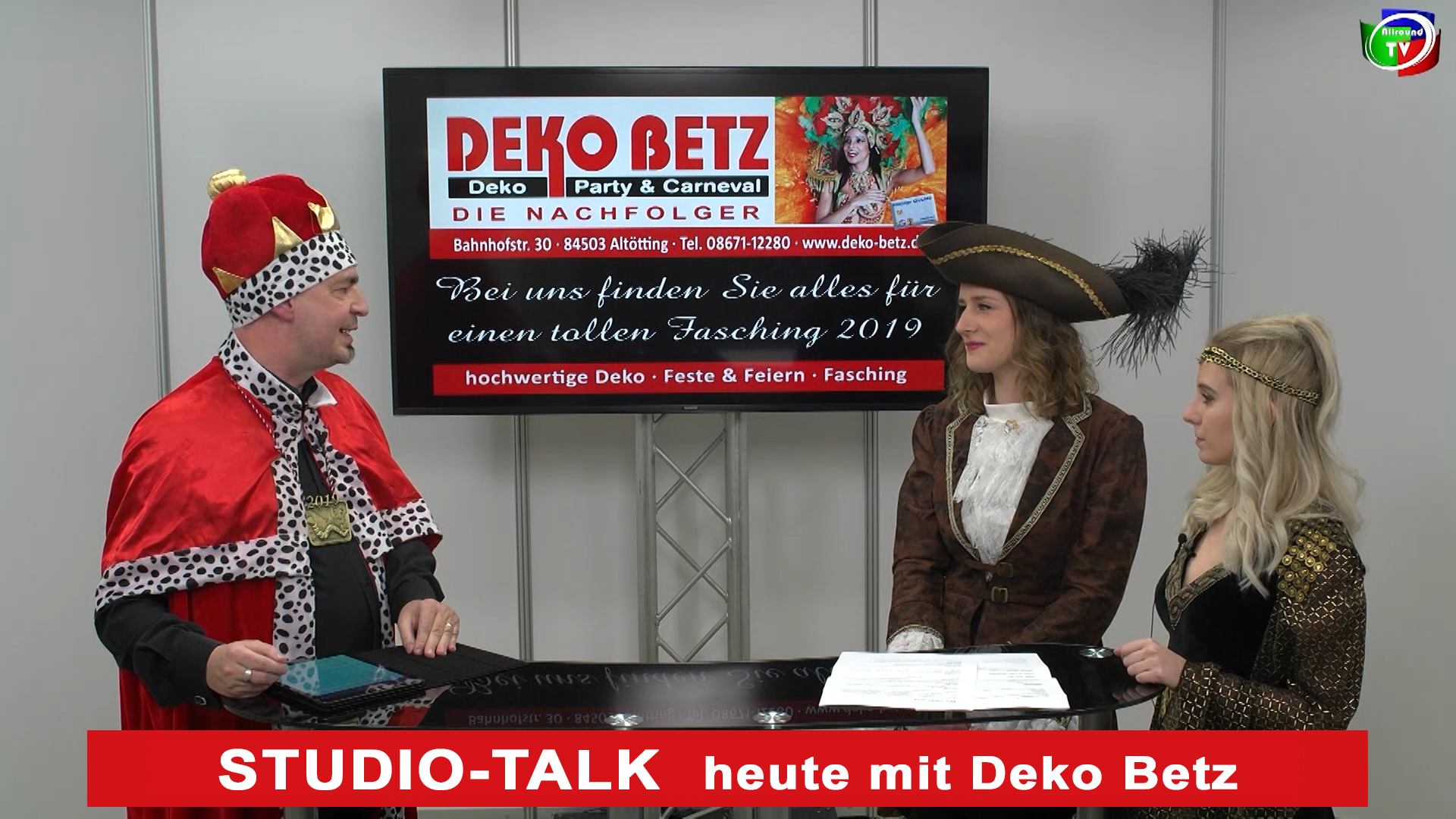 Faschingsideen Trends 2019 Mit Deko Betz Allround Tv